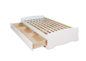 Односпальная кровать №6