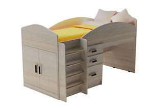 Кровать-чердак №10