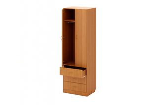 Прямой шкаф №17