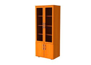Прямой шкаф №18