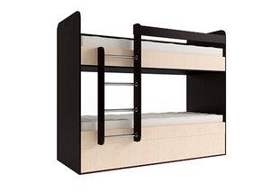 Двухъярусная кровать №24