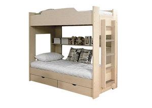 Двухъярусная кровать №34