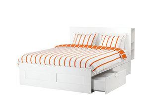 Двуспальная кровать №21