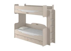 Двухъярусная кровать №38