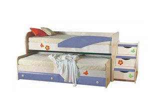 Двухъярусная кровать №39