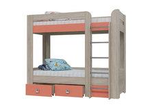 Двухъярусная кровать №40