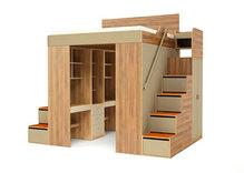 Кровать-чердак №39