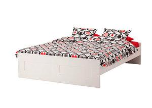 Двуспальная кровать №3