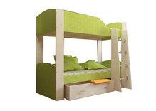 Двухъярусная кровать №43
