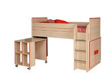 Кровать-чердак №42