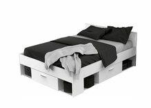 Односпальная кровать №43
