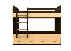 Двухъярусная кровать №45