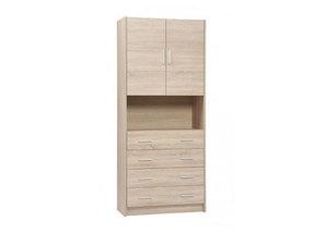 Прямой шкаф №45
