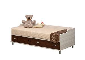 Детская кровать №48
