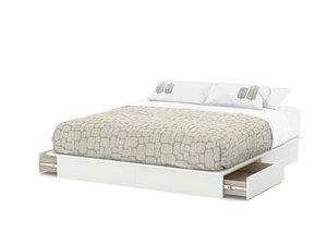 Двуспальная кровать №35