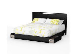 Двуспальная кровать №36