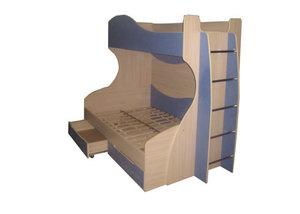 Двухъярусная кровать №51