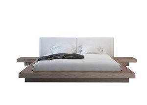 Двуспальная кровать №37