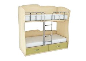 Двухъярусная кровать №57