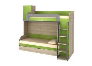 Двухъярусная кровать №62