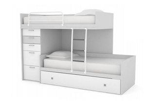 Двухъярусная кровать №66