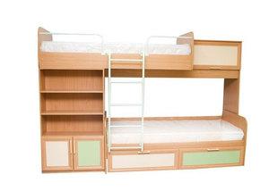Двухъярусная кровать №72