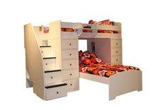 Двухъярусная кровать №75