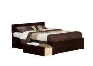 Двуспальная кровать №7