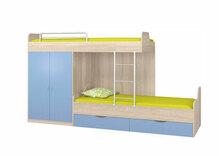 Двухъярусная кровать №95