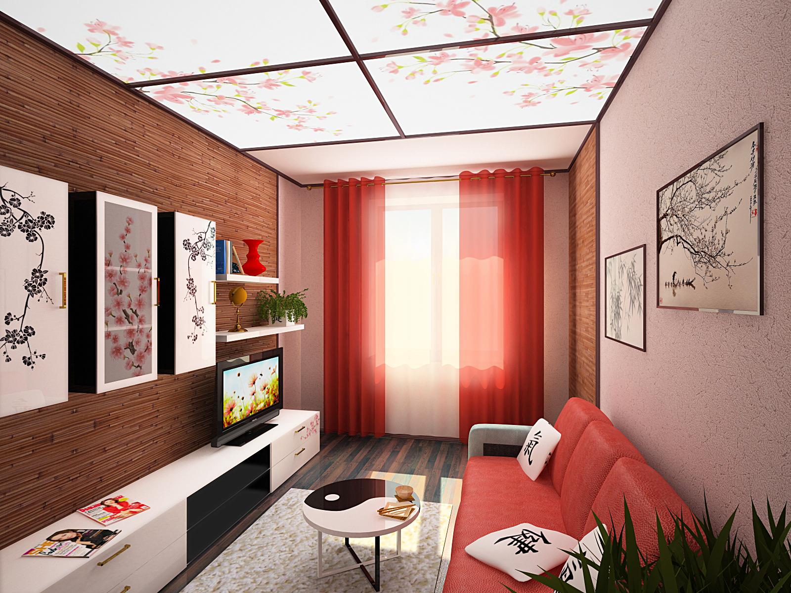 пошить фото квартир с японским дизайном понаслышке знал