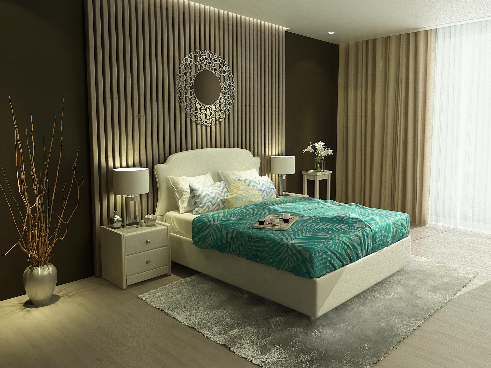спальный гарнитур с мягкой кроватью фото фото, можете