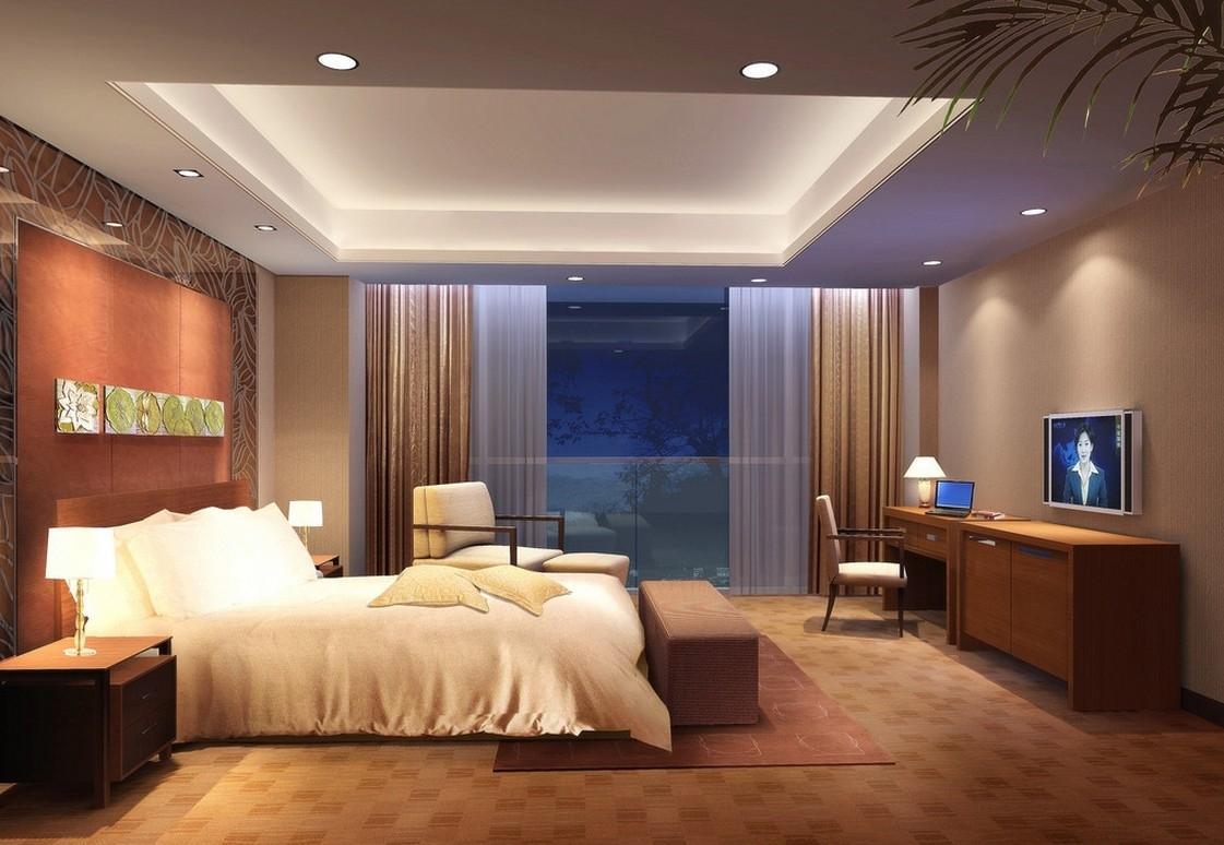 освещение в спальне без люстры фото собеседование важный элемент